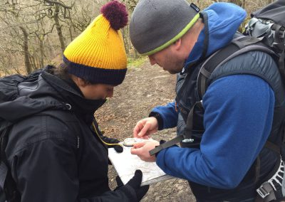 Navigation Workshop – Wakefield College April 2016