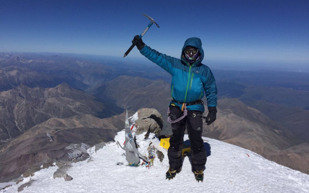 My journey to climb Mt Elbrus – Part One