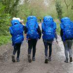 Duke of Edinburgh Award expedition participants
