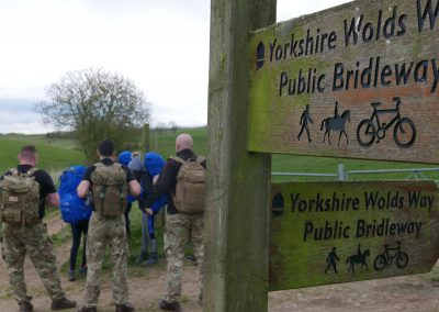 Shared Outcomes DofE Bronze Practice weekend April 2017