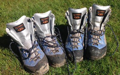 Hiking Kit Part 1 – 8 Tips for buying Walking Boots or Shoes