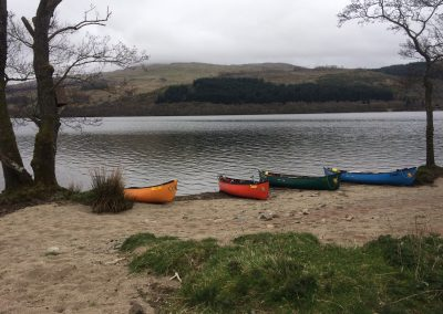 Silver DofE Practice weekend with Craigholme School – Loch Tay, Scotland.  March 2017
