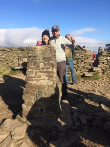 RockRiver Expeditions Yorkshire Three Peaks Challenge event