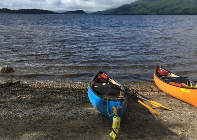 Gold DofE Qualifier Expedition with Craigholme School and The Adventure Academy CIC – Loch Lomond, Scotland. June 2017