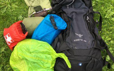 How do I keep my kit dry?