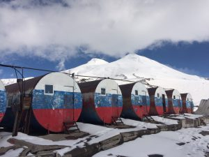The Barrels on Elbrus
