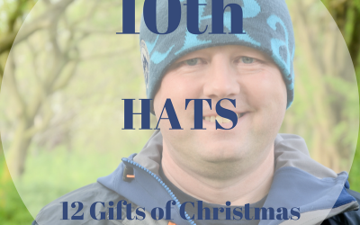 The 12 Gifts of Christmas: 10th – Hats