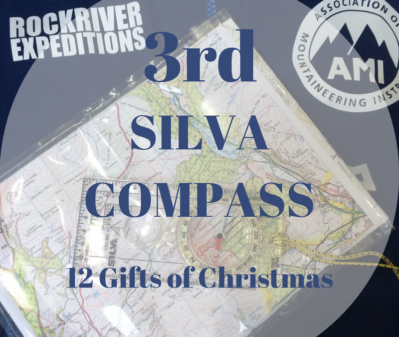 The 12 Gifts of Christmas: 3rd – The Silva Expedition 4 Compass