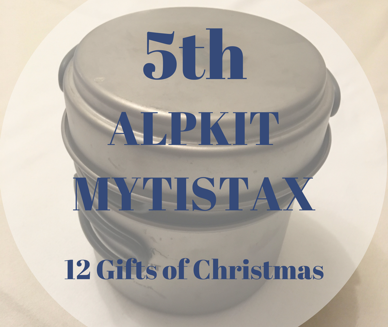 The 12 Gifts of Christmas: 5th – The Alpkit MytiStax