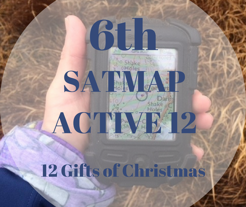 The 12 Gifts of Christmas: 6th – Satmap Active 12