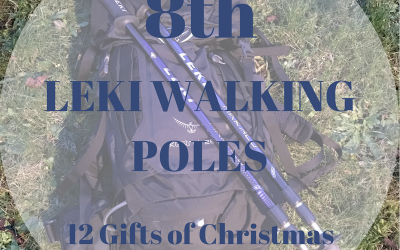 The 12 Gifts of Christmas: 8th – Leki Walking poles