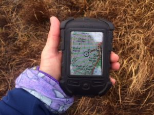 Satmap Active 12 GPS unit