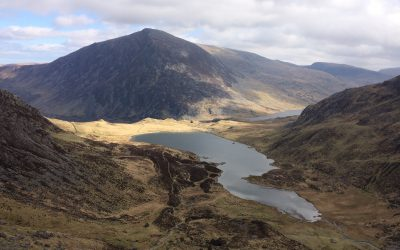 Glyder Fawr, Glyder Fach and Tryfan – a great Snowdonia walk