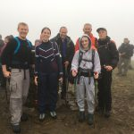 RockRiver Expeditions group make it to Pen y Ghent summit