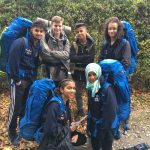 Ready for their bronze DofE qualifier expedition