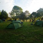 Shacklewell Hollow campsite