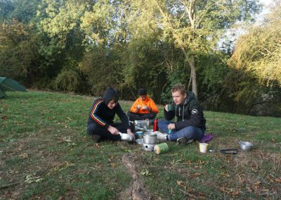 Bronze DofE practice expedition – Crownhills Community College & Army Cadets from Leicester, Sept 2018