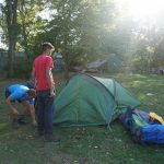 Vango Mirage tent for bronze dofe exped