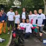 The Snappy Yorkshire 3 Peaks team are ready to start