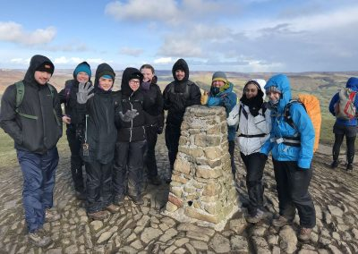 Hull University DofE Navigation Training Weekend, February 2020