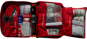 Lifesystems Mountain Leader First Aid Kit contents