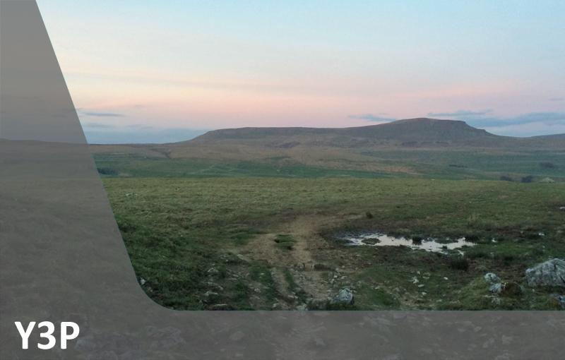 Yorkshire Three Peaks, Y3P